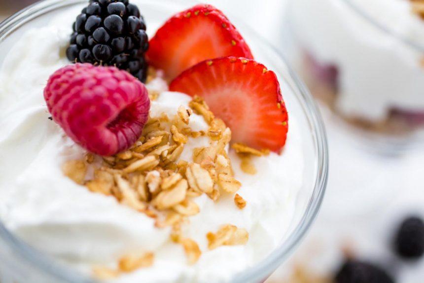 Yoğurt ile hazırlanan sağlıklı ve pratik tarifler